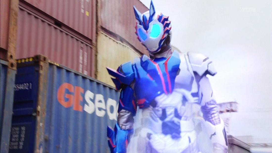 Kamen Rider Zero-One Episode 2 Preview - Orends: Range (Temp)