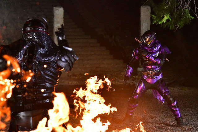 Rider Time: Kamen Rider Shinobi 2nd Teaser Trailer, Theme Song