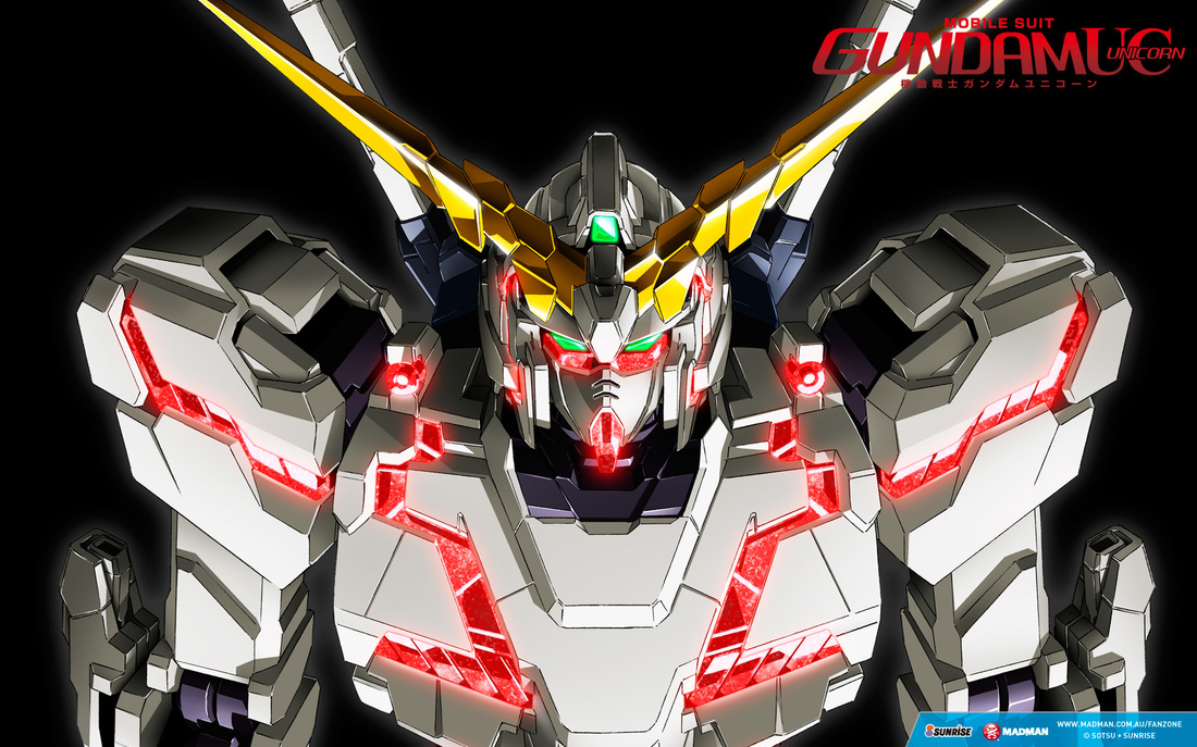 Mobile Suit Gundam Unicorn Anime TV Broadcast Announced ...