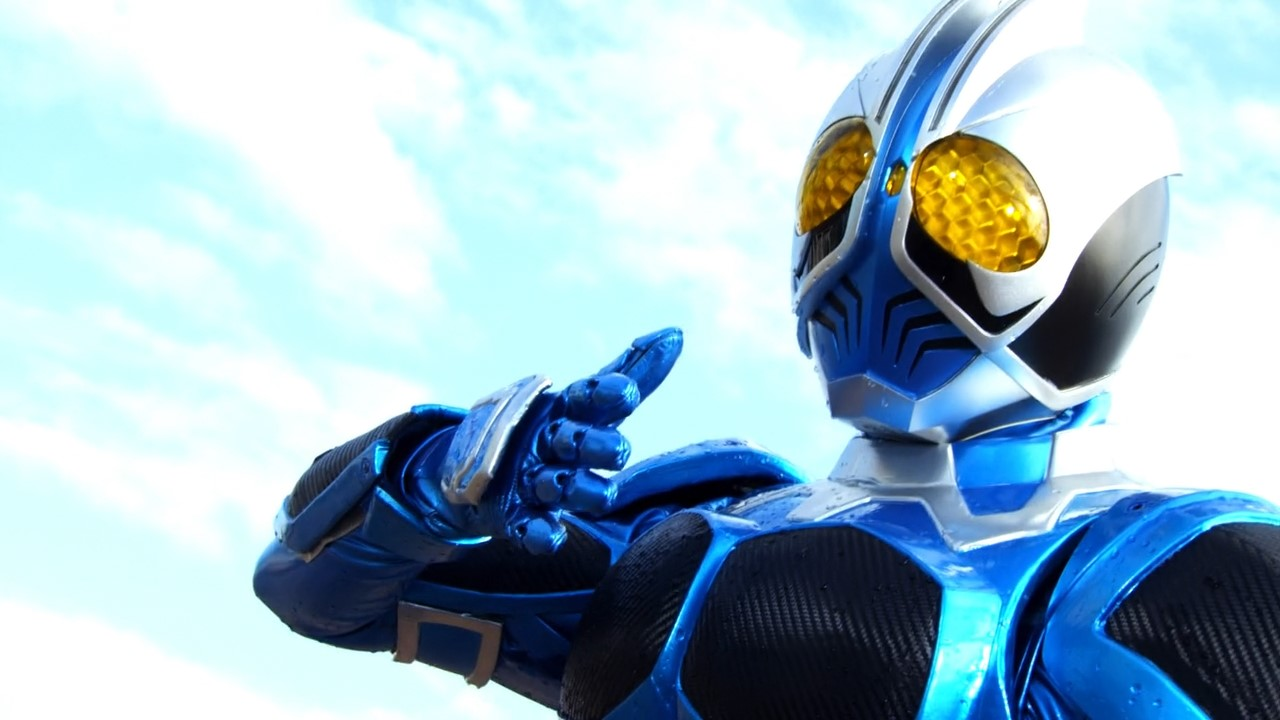 Kamen Rider Aqua to Appear in Kamen Rider Zi-O - Orends: Range (Temp)