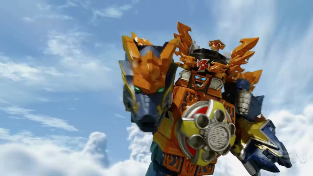 Power Rangers Super Ninja Steel Episode 9-11 Summaries Revealed