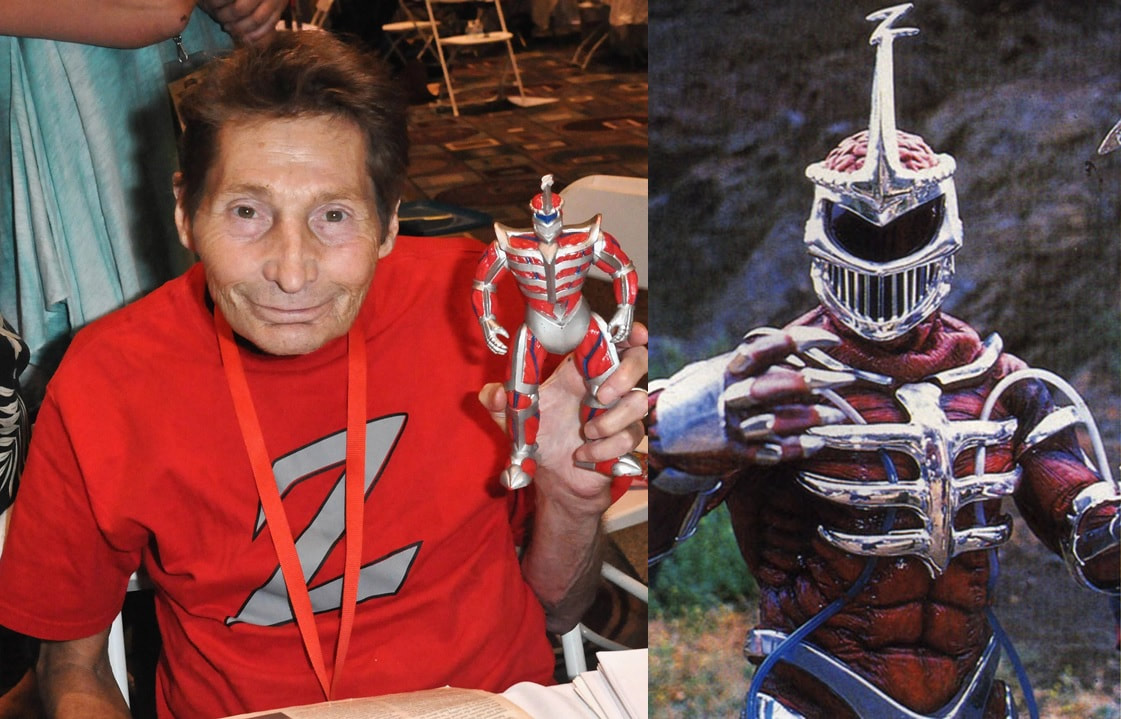 Power Rangers' Robert Axelrod Passed Away - Orends: Range (Temp)
